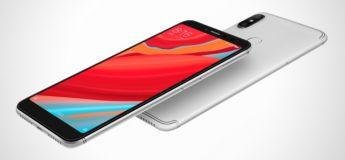 Le Xiaomi Redmi S2 3Go de RAM, 32Go de ROM et lecteur d'empreintes à 133,25 €