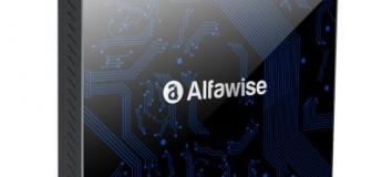 Le mini PC Alfawise T1, 4 Go de RAM DDR4 et 64 Go à 169,99 €