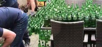 Ce futur marié amateur de bières reçoit la prank de l'année