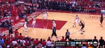 Golden State Warriors vs Houston Rockets Game 2 16 mai 2018 (RÉSUMÉ VIDEO)