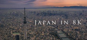 Le Japon en 8K