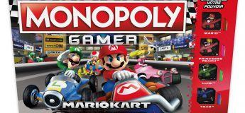 Le Monopoly Gamer Mario Kart disponible à 23 € (au lieu de 29.99€)