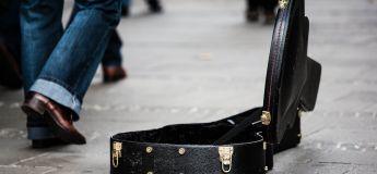Une première mondiale : les musiciens de rue à Londres bénéficient d'un paiement sans contact
