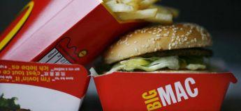 En 46 ans, un homme mange 30.000 burgers et malgré tout il est en bonne santé