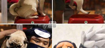 Un jeune cosplay thaïlandais réalise des costumes à moindre coût pour un résultat hilarant