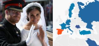 La famille royale britannique vue par les autres pays du monde