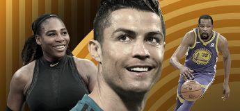 Classement des athlètes les plus célèbres du monde d'après ESPN
