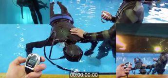 Record : Aleix Segura retient sa respiration durant plus de 24 minutes !