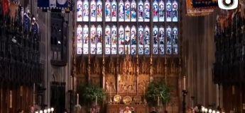 Résumé amusant du mariage de Harry et Meghan, Duc et Duchesse de Sussex