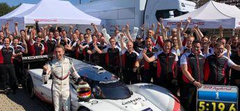 5'19″546 : le nouveau record HALLUCINANT du Nürburgring de la Porsche 919 EVO (vidéo)