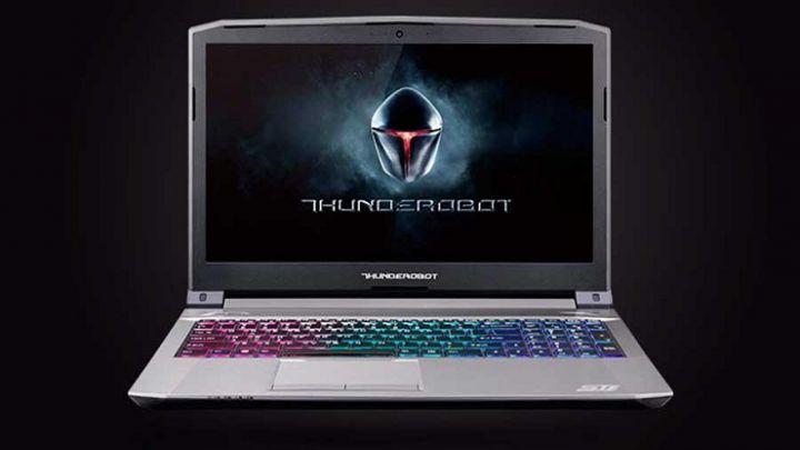 details ThundeRobot ST Plus