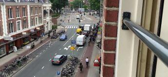 A Amsterdam, on compte plus de vélos que de voitures, mais pas encore de voies adaptées