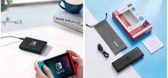 Anker lance deux batteries pour Nintendo Switch : la PowerCore 13400 mAh et la 20100 mAh