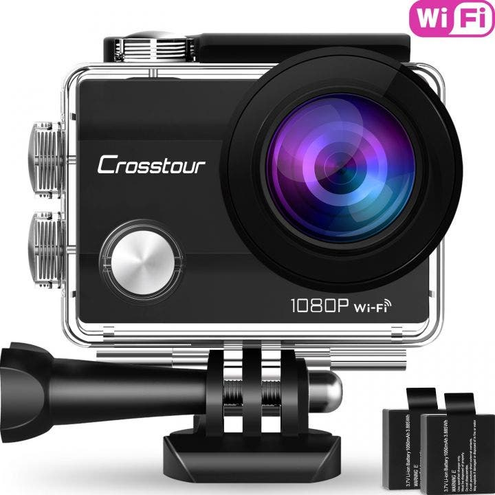 caméra Sport Crosstour 1080p