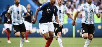 Les notes des bleus France Argentine (4-3)