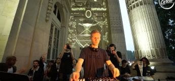 Joris Voorn DJ Set au Grand Palais (Mix de la semanie)