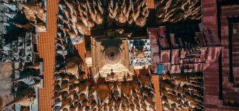 Des photos spectaculaires prises grâce à une vue aérienne