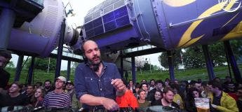 Le mix du weekend : Etienne de Crécy @ Cité de l'Espace