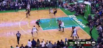 Les meilleures actions des NBA Playoffs 2018