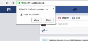 Comment ne plus recevoir de notifications (web push) sur Chrome et Firefox