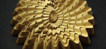 Les étonnantes sculptures en papier d'un polymathe (toi et l'origami à côté, ça fait 2)