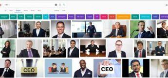 Google Images fait grimper les chiffres des stéréotypes de genre sur le lieu de travail