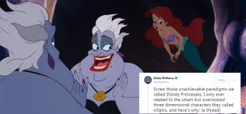 Les vrais héros sont les méchants dans les animations Disney