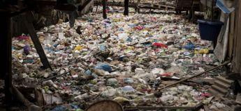 Les asiatiques rejettent chaque année 4 millions de plastique dans les rivières