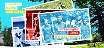Qui sont amis dans l'Equipe de France (Coupe du Monde 2018) ?