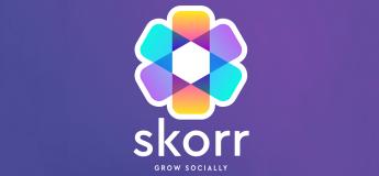 Skorr, la nouvelle application qui mesure votre influence sur les réseaux sociaux