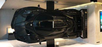 Une Pagani Zonda R installée dans une résidence de Miami de 8 millions de $