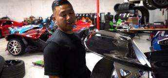 21.000 euros pour faire la vidange d'une Bugatti Veyron, il le fait seul… mais avec quelques problèmes !
