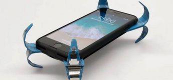 Cet appareil astucieux va protéger votre téléphone des chutes