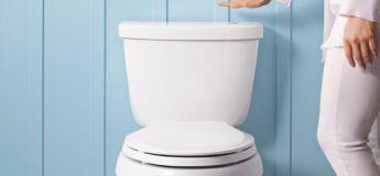 La  raison dégoûtante pour laquelle vous devriez toujours baisser le siège des toilettes avant de tirer la chasse d'eau