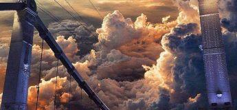Mythe : Le coucher de soleil « apocalyptique » de Moscou
