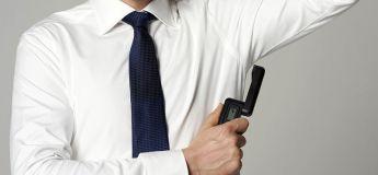 Avec ce détecteur d'odeur japonais ES-100, plus besoin de vous renifler l'aisselle