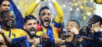 Champions du monde 2018, la France peut remourir tranquille