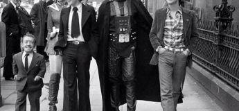 Mythe : James Earl Jones, la voix de Dark Vador, a porté son costume pour se rendre incognito dans les clubs de Londres qui l'avait banni à cause de sa couleur de peau