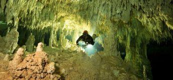 La plus longue grotte au monde découverte de 350 km de long au Mexique