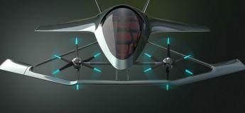 Aston Martin dévoile les images de son premier taxi volant