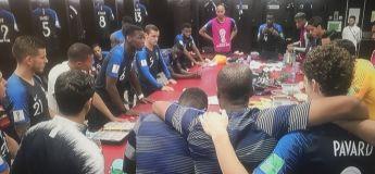 Les discours forts de Pogba à la Coupe du Monde 2018 (vs Argentine et Croatie)