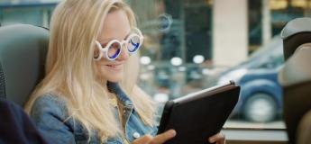 Seetroën, les lunettes contre le mal des transports conçues par Citroën