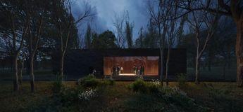 Un studio d'architecture hollandais met en place nouveau centre funéraire