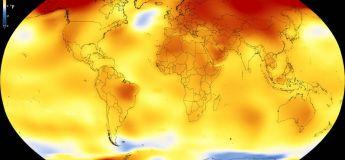 En cette moitié de 2018, les données du changement climatique ne sont pas rassurantes