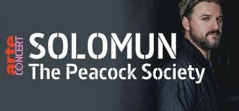 Replay vidéo du live de Solomun @ Peacock Society 2018