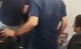 Roissy : un passager violent met un coup de tête à un steward EasyJet