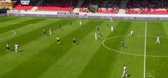 Un but de 70 mètres marqué lors de la 1ère journée Suisse