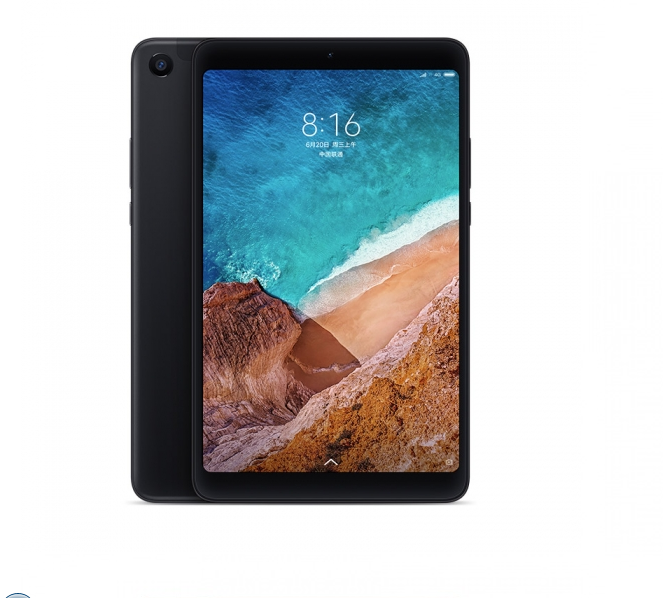 La Xiaomi Mi Pad 4 en version WiFi à 188,76€ (3Go de RAM, 32 Go de ROM)