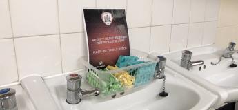 Un club de foot offre des tampons pour les supportrices