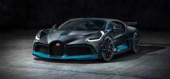 Bugatti Divo, la supersportive à 5 millions d'euros